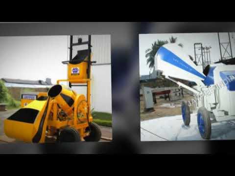 Concrete Processing Equipments Manufacturer, Supplier In Kolkata