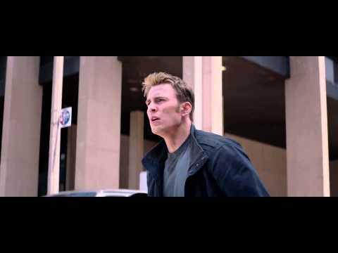 デレクの予告:映画『キャプテン・アメリカ/ウィンター・ソルジャー』 予告編2