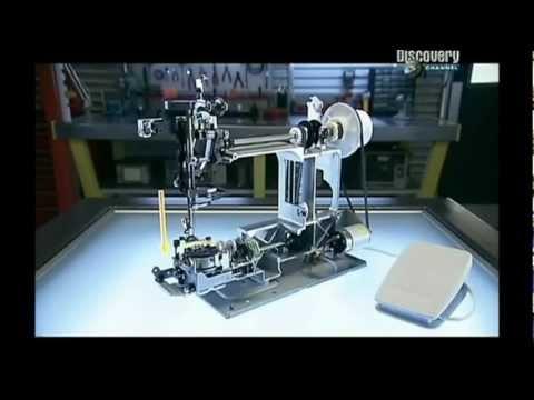 и работа швейной машины
