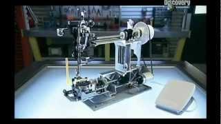 видео Электронная Вязальная Машина - инструкция, характеристика, ремонт, запчасти