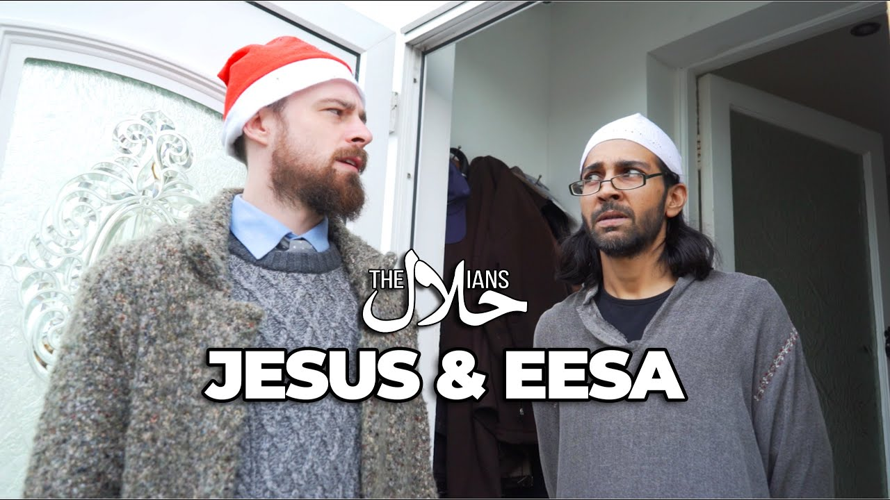 JESUS & EESA | The Halalians
