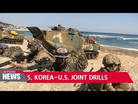 Seoul, Washington to release specifics of annual joint military drills next week