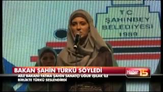 Bakan Şahin 39 den Haydi Anadolu