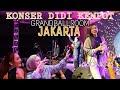 FUll konser Didi Kempot di Taman Palem Jakarta - Pamer bojo ft Sisca jkt 48