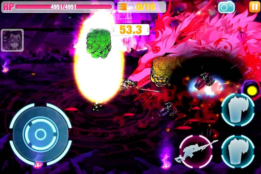 Guns Girl - School DayZ : World Boss Sakura Final Form (Perfect ...