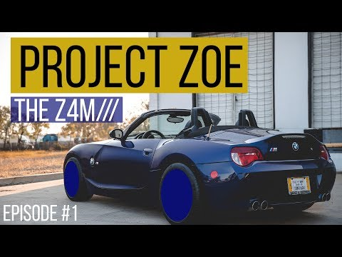 Project Zoe | One of the MOST ESSENTIAL CAR MODS! Episode 1
