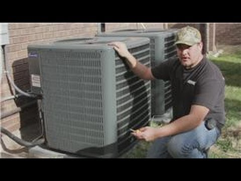 Central Air Conditioning Information How To Quiet An Air