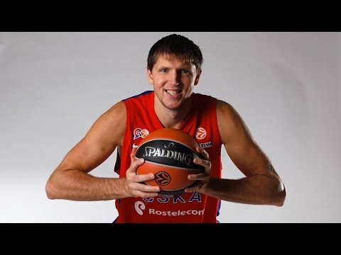 Block of the night: Victor Khryapa, CSKA Moscow