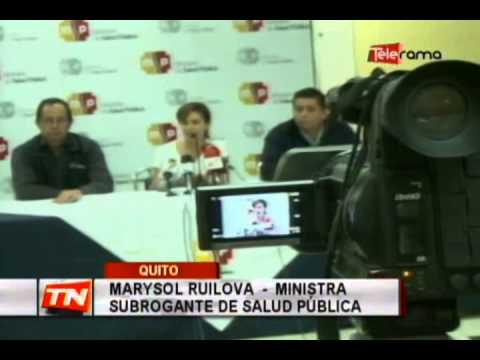 Confirman primer caso importado de Chikungunya en Ecuador