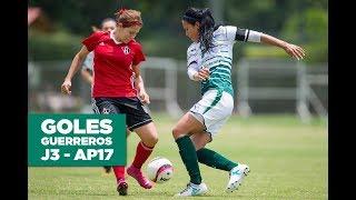 embeded bvideo Goles de la Jornada - J03 AP17