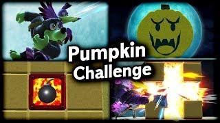 [SSBU] Who can carve the pumpkin?