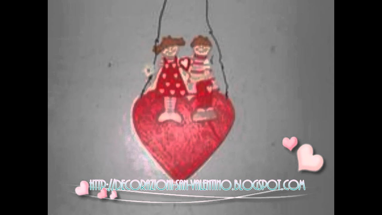 Decorazioni di san valentino e addobbi per feste della for Pensierini di san valentino