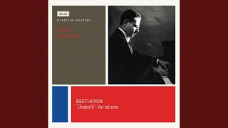 Beethoven: 33 Piano Variations in C, Op.120 on a Waltz by Anton Diabelli - Variation XXXIII...