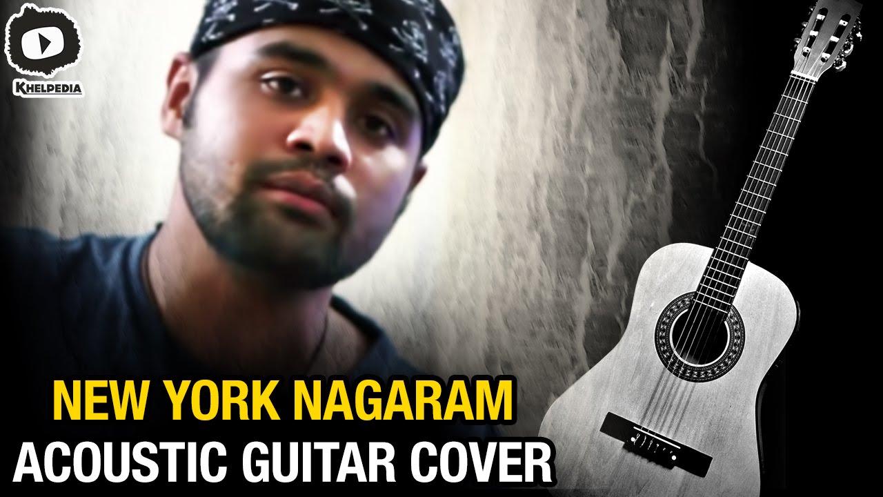 New York Nagaram - Acoustic guitar cover