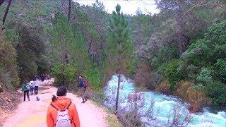 Video Sendero  Nacimiento Rio Borosa : Sierra de Cazorla download MP3, 3GP, MP4, WEBM, AVI, FLV November 2018