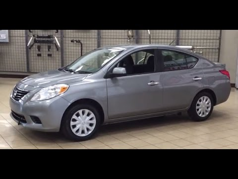 Amazing 2013 Nissan Versa SV Review