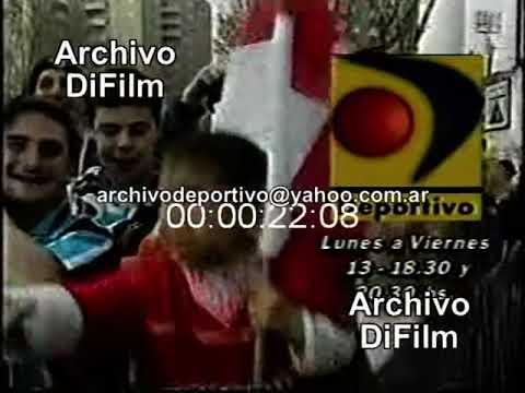 Promo TN Deportivo - DiFilm (2001)