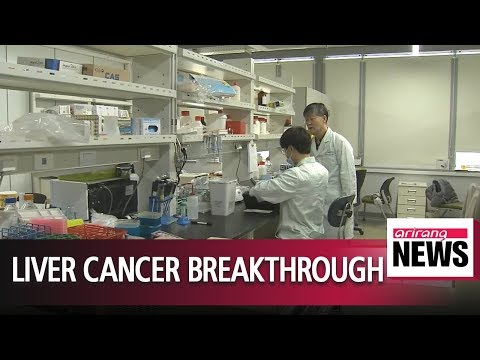 Recent study by local researchers offers treatment to liver cancer