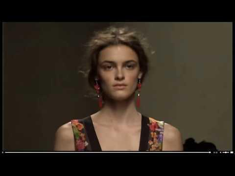 """""""ALBERTA FERRETTI"""" Fashion Show Spring Summer 2014 MIlan HD by Fashion Channel"""