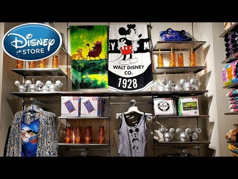 COME SHOP WITH ME AT THE DISNEY STORE SPRING 2019