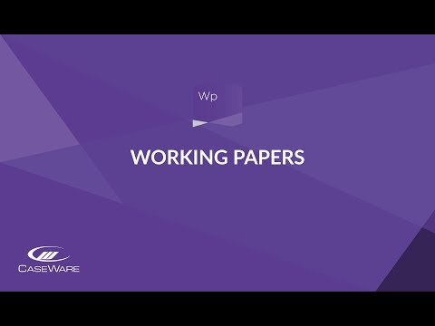 caseware-working-papers