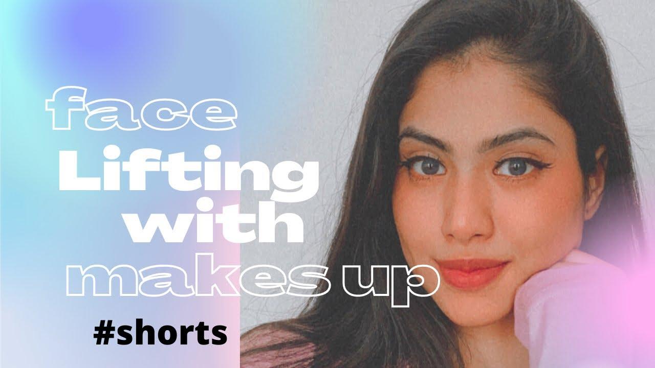 Face lifting hack #shorts