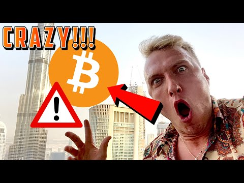 THE CRAZIEST BITCOIN PATTERN I HAVE EVER SEEN!!!!!!!!!!! [will break]
