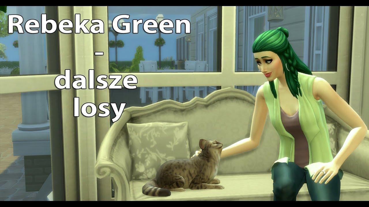 The Sims 4 – Rebeka Green – Dalsze losy