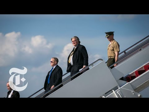 Are Steve Bannon's Days Numbered? | The New York Times