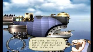 Sky Gunner PS2 Copain 1st Mission