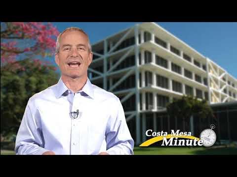 Costa Mesa Minute March 19