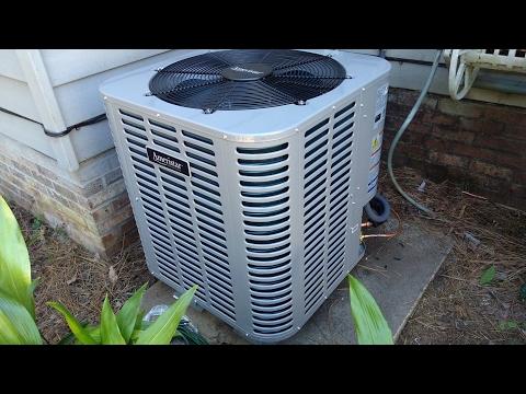 Ameristar Heat Pump - YouTube