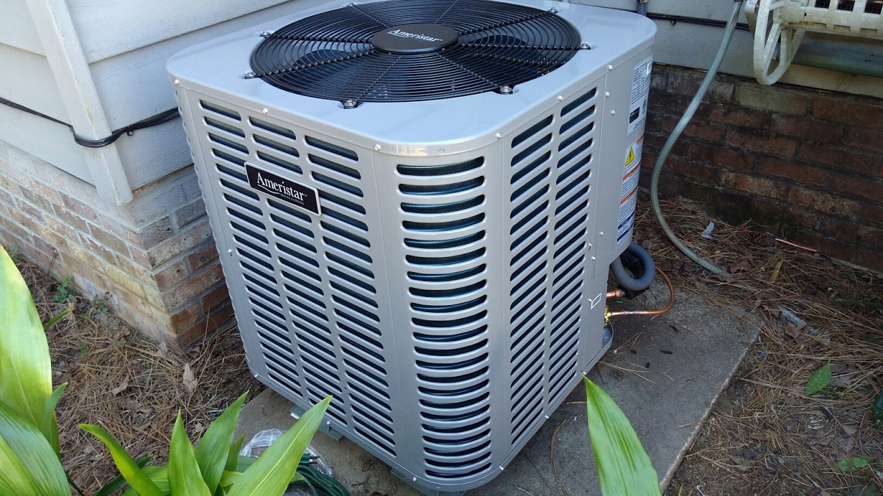 hight resolution of ameristar heat pump
