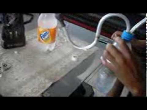 Bong pipe eau youtube for Augmenter pression eau maison