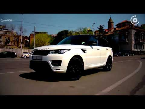 Test drive - Range Rover Sport 2017