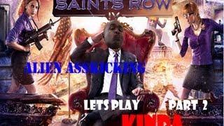 ►► ENTER BELPHAZAR - Saints Row 4 - Lets Play KINDA Part 2 (w/ BlastphamousHD )