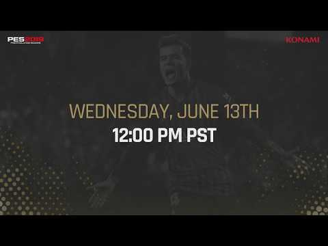 PES 2019 E3 2018 day two livestream [ENG]