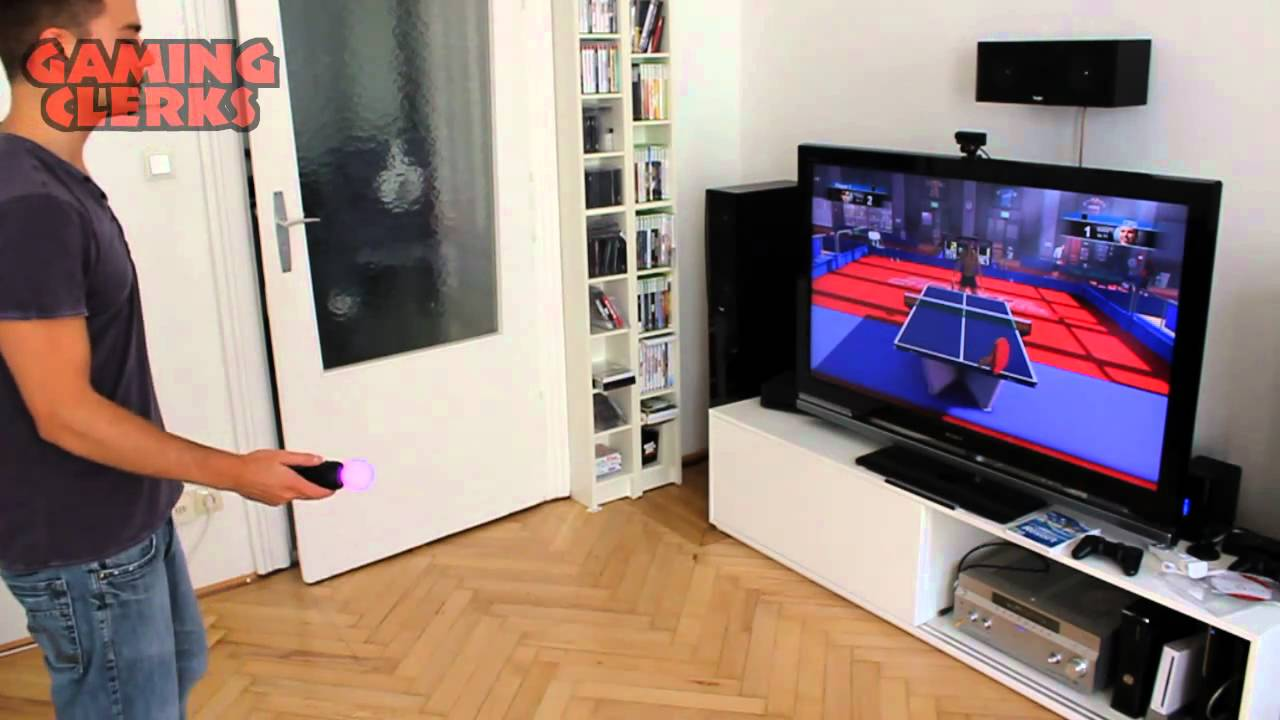 playstation move gameplay youtube. Black Bedroom Furniture Sets. Home Design Ideas