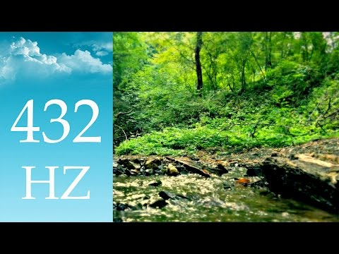 RELAXING MUSIC - Forest Wisdom 432 Hz, Mudrost sume 432