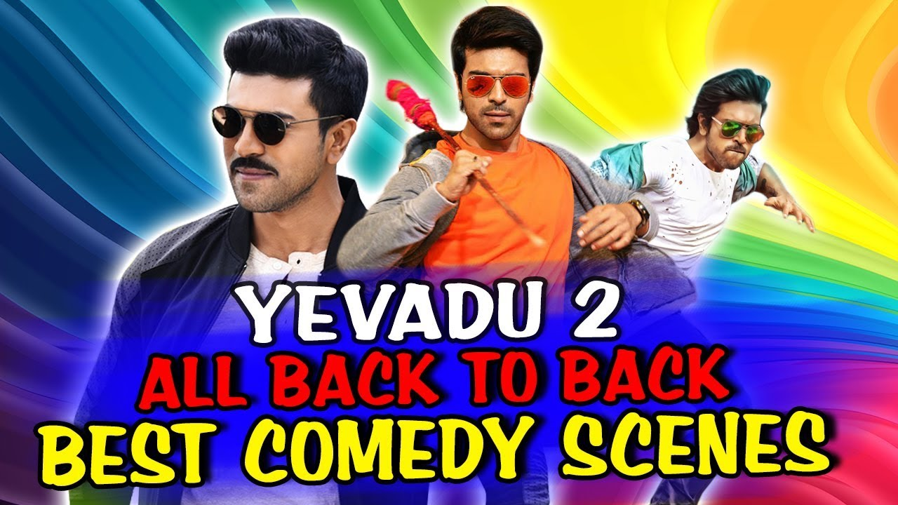Download Yevadu 2 All Back To Back Comedy Scenes | South Indian Hindi Dubbed Best Comedy Scenes