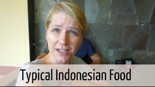 How a typical indonesian meal looks like | Coffee with Nani