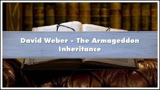 David Weber The Armageddon Inheritance Audiobook