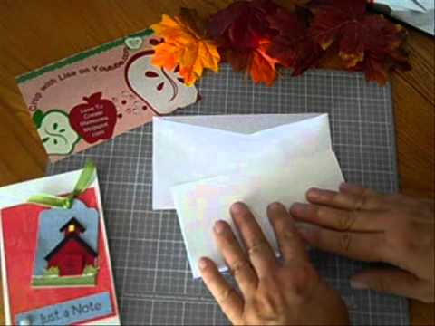 How to make a card at home for small business envelopes youtube how to make a card at home for small business envelopes colourmoves