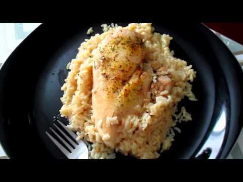 Healthy Lemon Chicken And Rice Recipe | Lemon Chicken Recipes | Easy Healthy Chicken Recipes  |