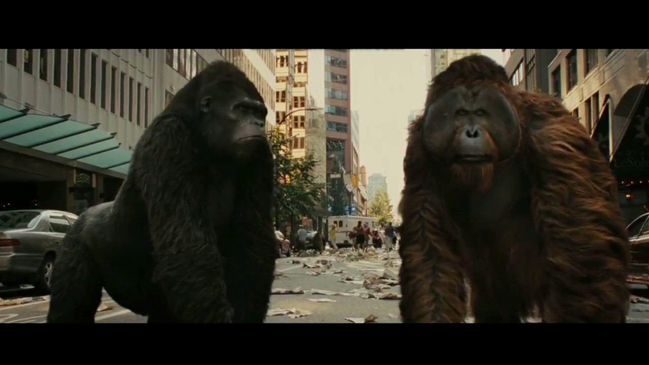 Rise Of The Planet Apes 2