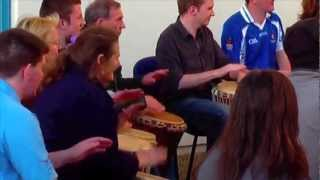 Drum Circle Limerick Ireland Tribal Spirit Drumming