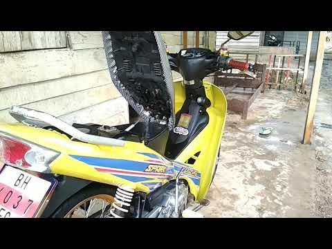 Modifikasi Yamaha Vega R New