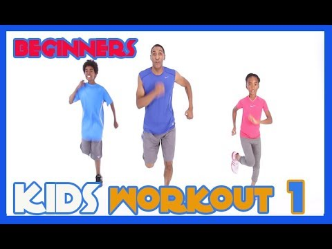 kids workout 1 beginners  youtube