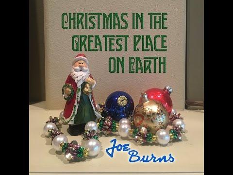 Home Depot Christmas - Joe Burns