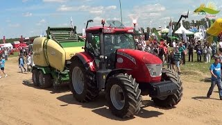 Zielona Gala Szepietowo 2015 ☆ Agro Frankopol ☆ Pokazy maszyn rolniczych